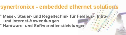 Embedded Systems Entwicklung